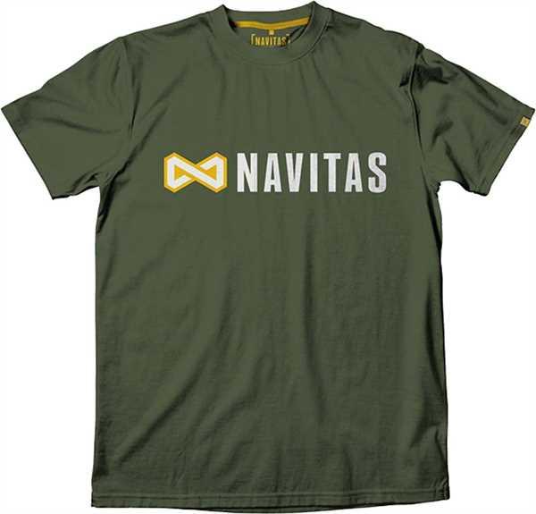 Navitas NTTT001 Corporate Tee Gr. S