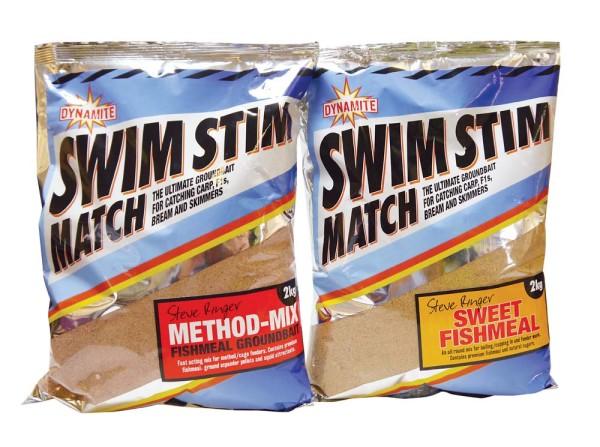 Dynamite Baits Swim Stim Match Fishmeal 2kg