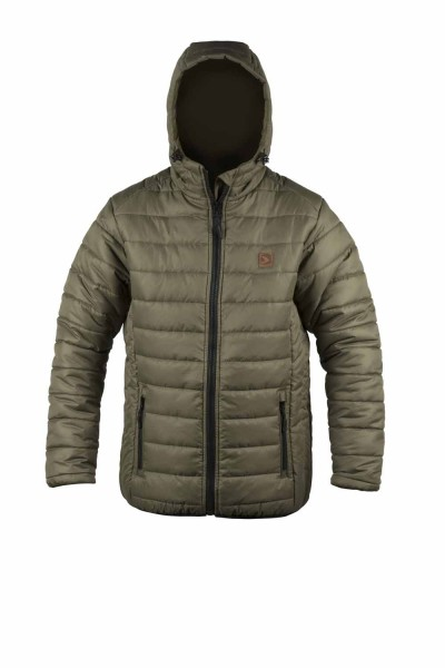 Avid Carp Anywear Thermal Quilted/Puffer Jacket - XXL