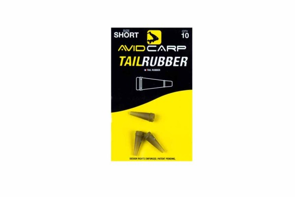 Avid Carp Tail Rubber Long