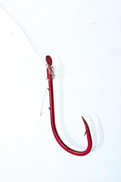 Specitec Wurm-Haken 60cm Gr.6 0,25mm