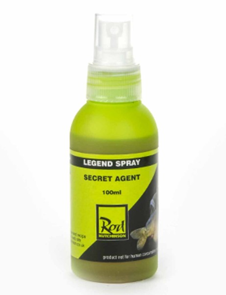 Rod Hutchinson Legend Dip Spray Secret Agent