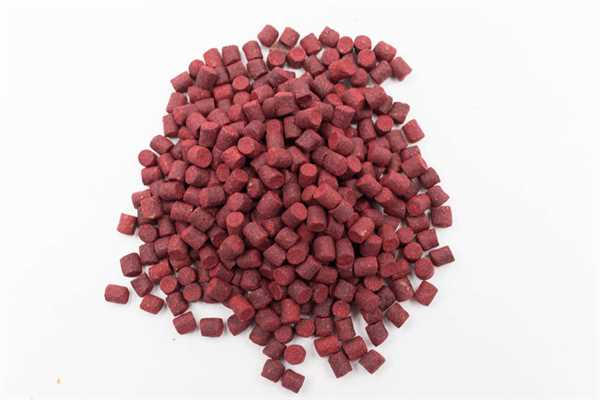 AngelHAACK Bait Range Hot Sausage Pellets 4,5mm 1kg