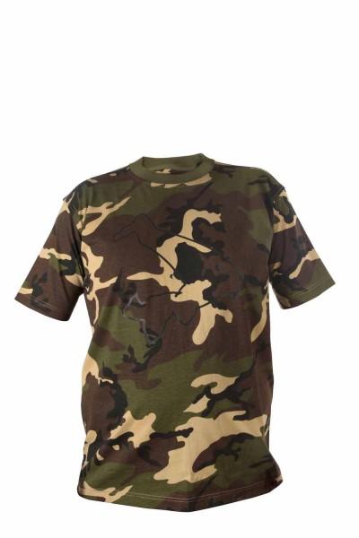 Avid Carp T- Shirt - Camouflage