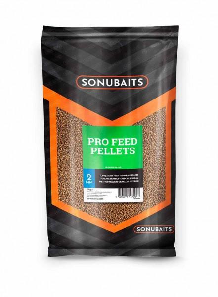 Sonubaits Pro Feed 2mm