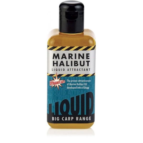 Dynamite Baits Marine Halibut Liquid 250ml