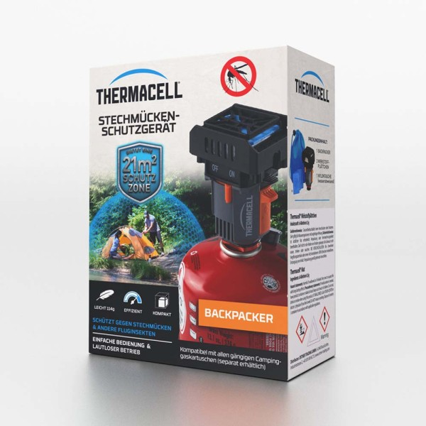 Thermacell Backpacker MR-BP