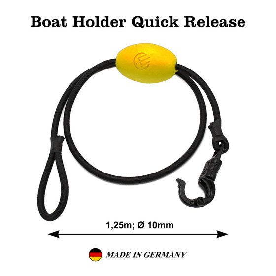 Poseidon Boat Holder Quick Release