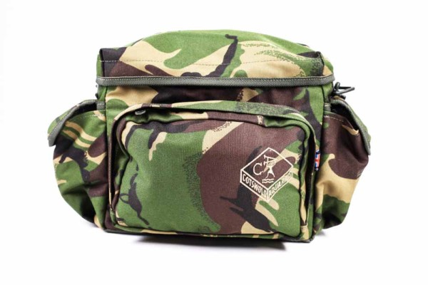 Cotswold Aquarius Camo Deluxe Camera Bag