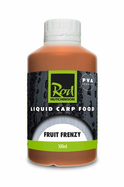 Rod Hutchinson Fruit Frenzy Liquid Carp Food 500ml