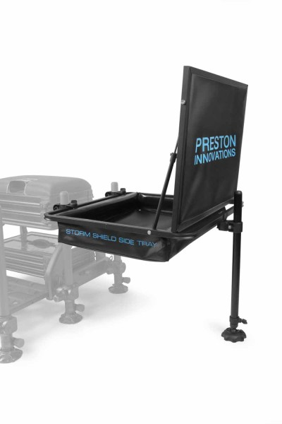 Preston Offbox 36 - Storm Shield Side Tray