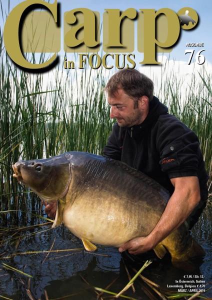 Carp in Focus Zeitschrift Ausgabe 76