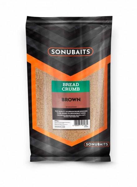 Sonubaits Fine Breadcrumb Brown