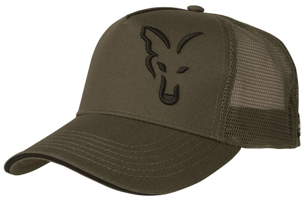 Fox Green/Black Trucker Cap