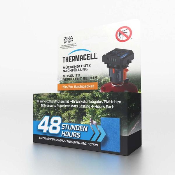 Thermacell Nachfüllpack für Backpacker 48h M48