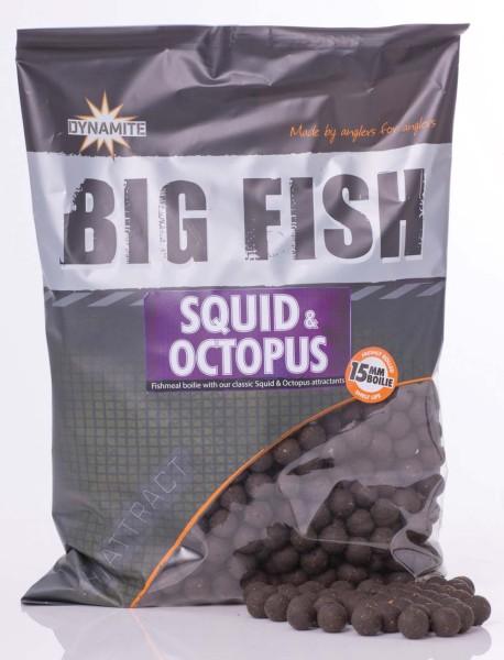 Dynamite Baits Squid & Octopus 1kg 12mm