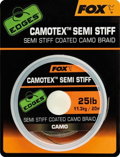 Fox Camotex Semi Stiff - 25lb
