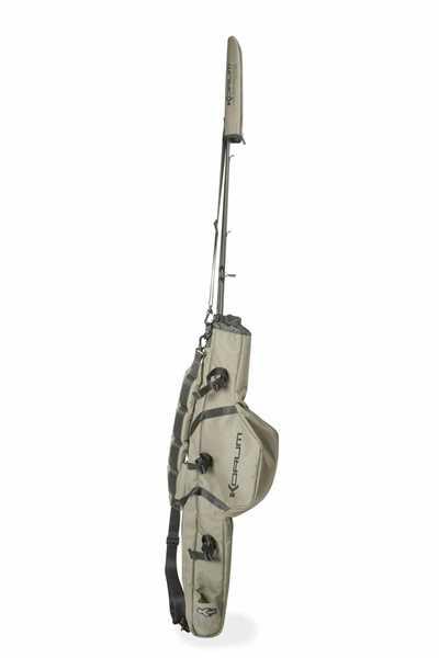 Korum Two-Rod Protecta Quiver