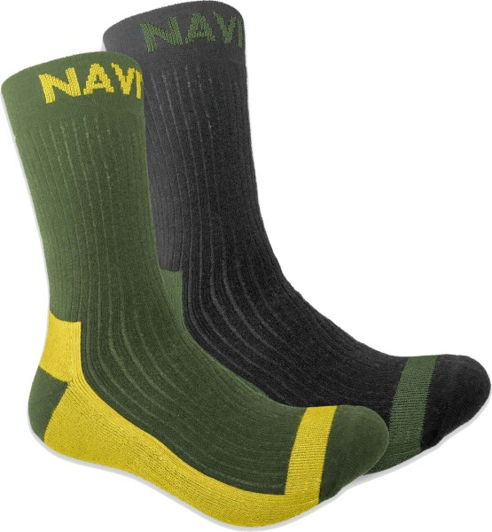 Navitas NTXA4944 CM Trainer Sock Twin Pack
