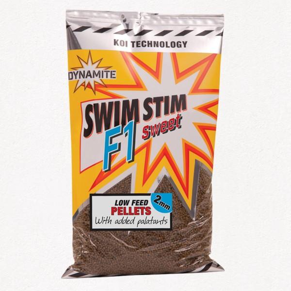 Dynamite Baits Swim Stim F1 Pellets 4mm 900g