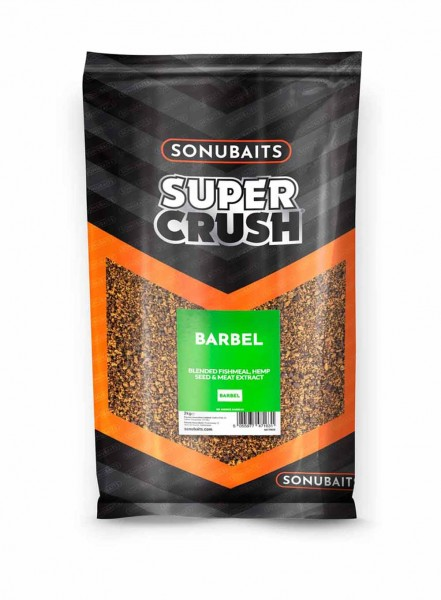 Sonubaits Groundbait Barbel (2kg)