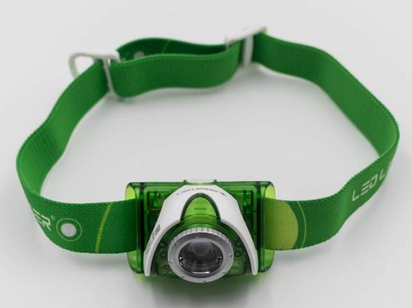 Led Lenser Seo 3 Grün