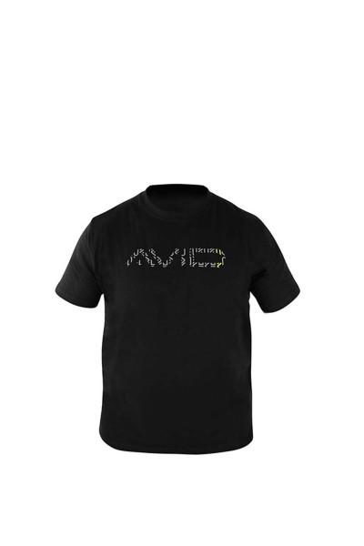 Avid Carp Black T-Shirt L