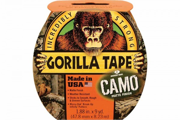 Gorilla Camo Tape 8.2m x 48mm