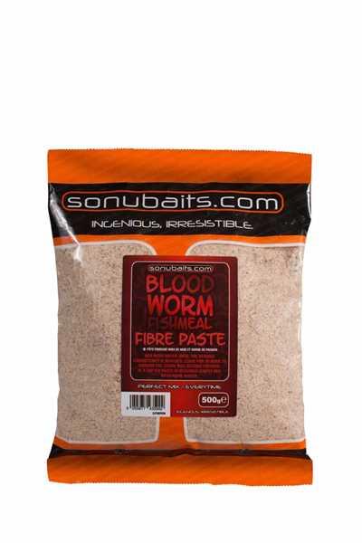 Sonubaits Fibre Paste Bloodworm Fishmeal