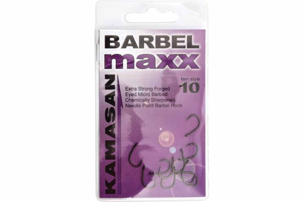 Kamasan Barbel Maxx Gr.6