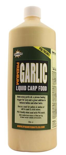 Dynamite Baits Liquid Carp Food Garlic 1L