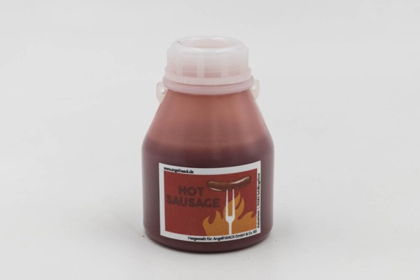 AngelHAACK Hot Sausage Boilie Dip 200ml