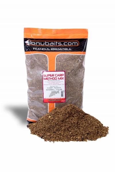 Sonubaits Super Carp Method Mix (2kg)