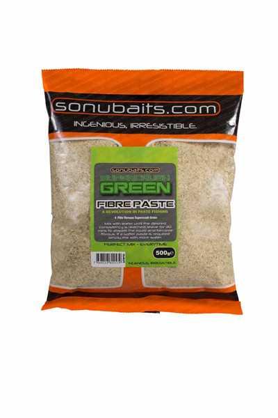 Sonubaits Fibre Paste Supercrush Green