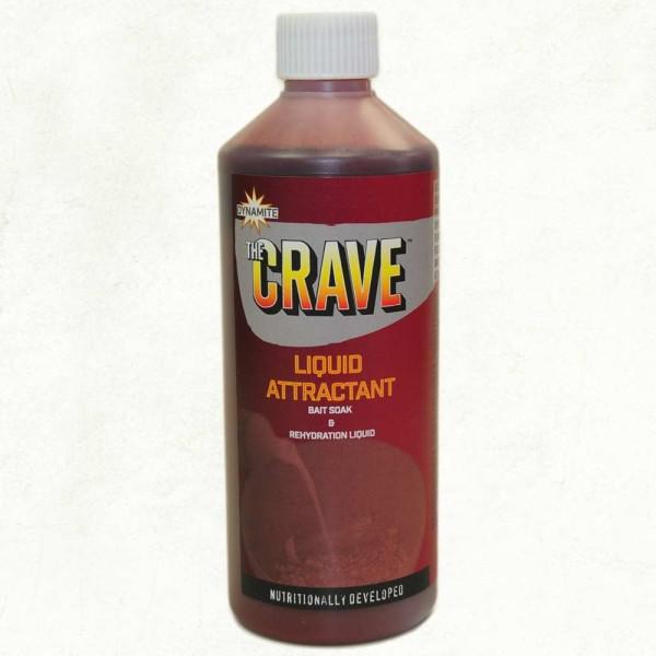 Dynamite Baits The Crave Liquid 500ml