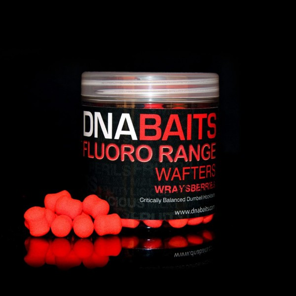 DNA Fluoro Dumbell Wafter Wraysberry Small