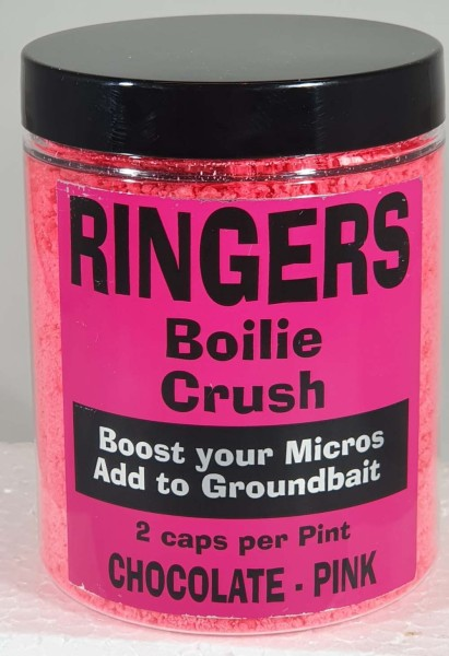 Ringers Boilie Crush Pink