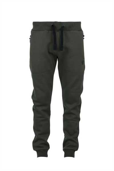 Fox Green / Black Joggers - L