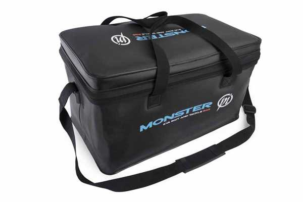 Preston Monster EVA Bait & Tackle Bag With Zipped Lid