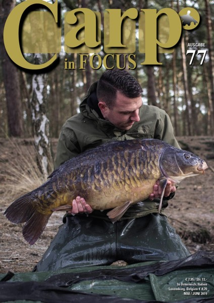 Carp in Focus Zeitschrift Ausgabe 77