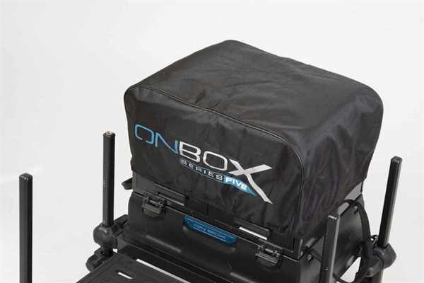 Preston Onbox Series Five - Seat Box Cover