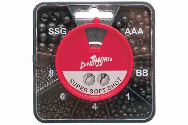 Dinsmores Super Soft Shot 7 Division Dispenser