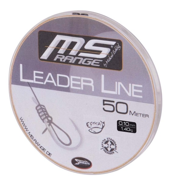 MS-Range Leader Line 0,10mm 50m