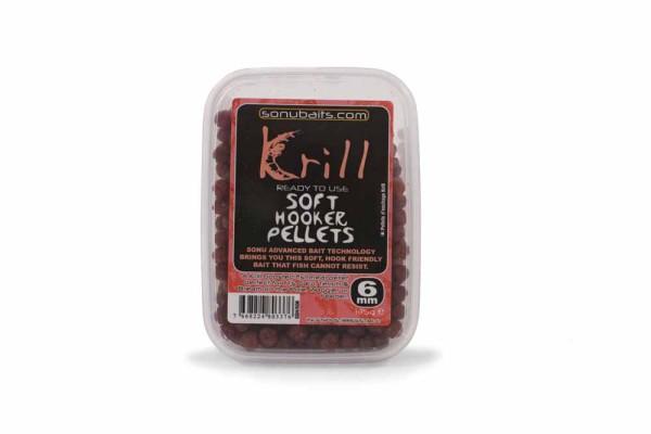 Sonubaits Krill Soft Hooker Pellets