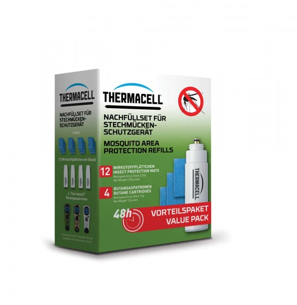 Thermacell Nachfüllpack 48h