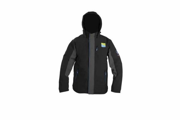 Preston Soft Shell Hooded Fleece Jacket - XXL