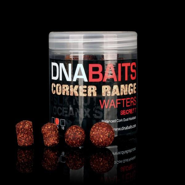 DNA Baits Corker Dumbell Wafters Secret 7