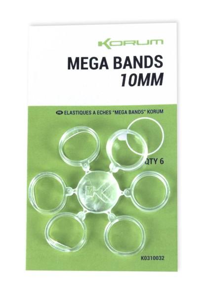 Korum Mega Bands 10mm