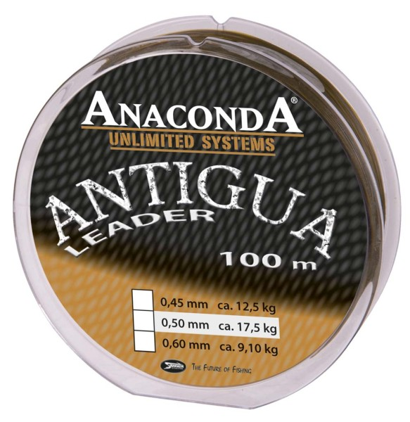 Anaconda Antigua Leader 0,50mm 17,5kg