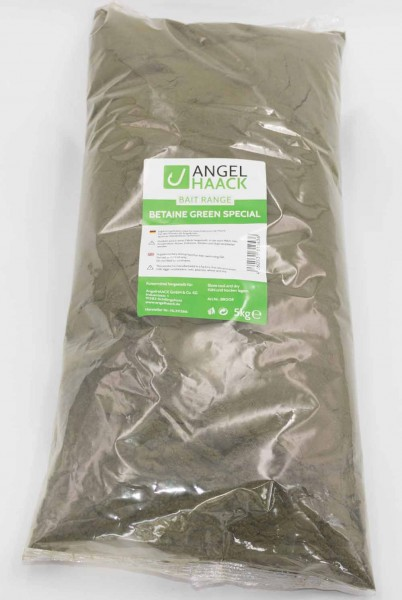 AngelHAACK Bait Range Betaine Green Special 5kg